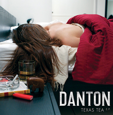Texas Tea EP Cover Artwork